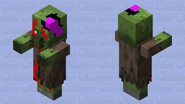 BWAINS Minecraft Mob Skin