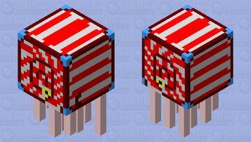 Nautilus Minecraft Mob Skin