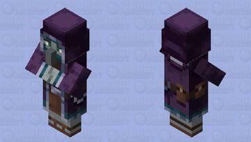 Monster Merchant Minecraft Mob Skin