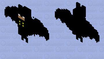 Batman (I think) Minecraft Mob Skin