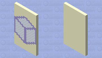 Pastel Cubecraft Games Cape Minecraft Mob Skin