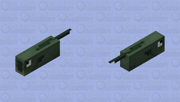 Catfish Minecraft Mob Skin