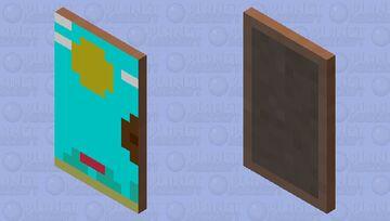 SUMMER CAPE Minecraft Mob Skin