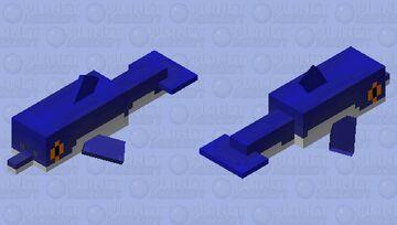 Ichthyosaurus Minecraft Mob Skin