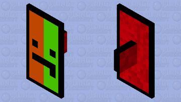 Tapl Shield Minecraft Mob Skin
