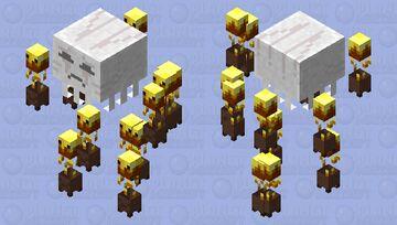 baby mods attack (read desc.) Minecraft Mob Skin