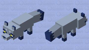 Shiny Nickit Minecraft Mob Skin