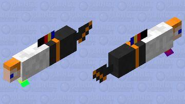 Me Fish Minecraft Mob Skin