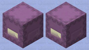 Better Shulker Minecraft Mob Skin
