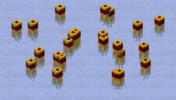 Dream Vault Guardian Swarm Minecraft Mob Skin