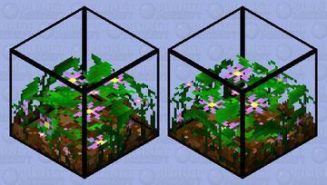 plant pot (decoration) Minecraft Mob Skin