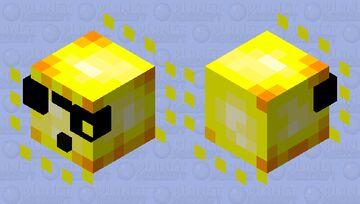 Sunshine Minecraft Mob Skin