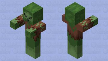 Better Zombie -_- Minecraft Mob Skin
