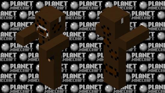 SCP-1048-b Minecraft Skin