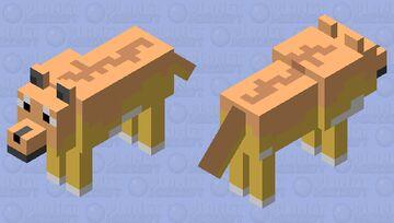 Shibe v2 Minecraft Mob Skin