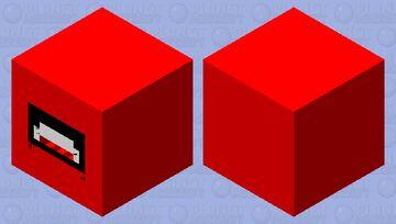 gift box troll Minecraft Mob Skin