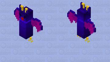 Swooper Bat Minecraft Mob Skin