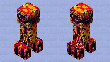 Unimpressive PMC Skin Creation Minecraft Mob Skin