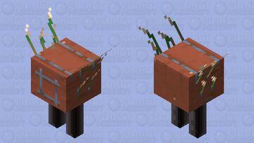 the caretaker Minecraft Mob Skin