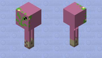 Spiritomb Minecraft Mob Skin