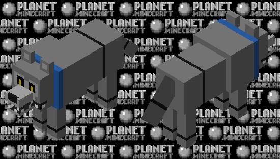 Fetch (Tame Version) Minecraft Skin