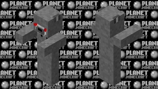 SCP-1048-c Minecraft Skin
