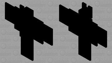 Midnight bat Minecraft Mob Skin