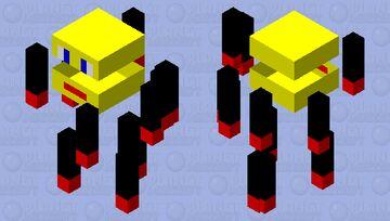 Splaat The Klasky Csupo Blaze Robot Logo Minecraft Mob Skin