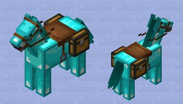 skeppy horse Minecraft Mob Skin