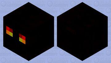 Magma Cube but I made it darker Minecraft Mob Skin