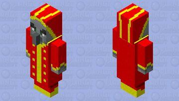 Elite Evoker Minecraft Mob Skin