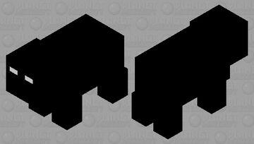Null Pig Minecraft Mob Skin