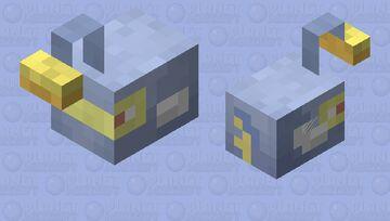 Lanturn Minecraft Mob Skin