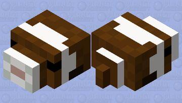 guinea pig (brown) Minecraft Mob Skin