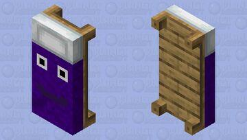 Beanos Bed Minecraft Mob Skin