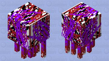 This is literally what most mob skins look like Minecraft Mob Skin