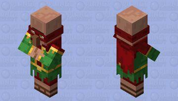 Quest Giver (minecraft dungeons) Minecraft Mob Skin
