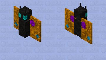 Butterfly! Minecraft Mob Skin