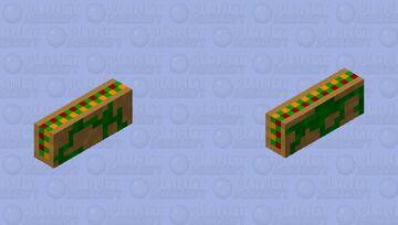 Wild taco Minecraft Mob Skin