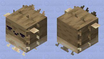 FishStacks style Pufferfish v2 Minecraft Mob Skin