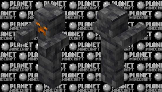 Deepslate Zombie Minecraft Skin