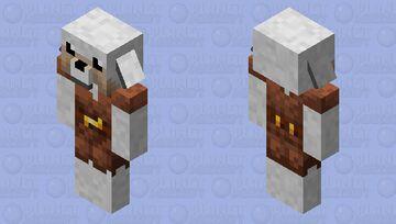 Wolflin Minecraft Mob Skin