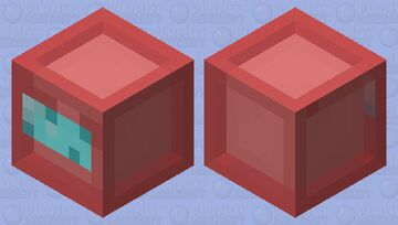sussy slime (Remake) Minecraft Mob Skin
