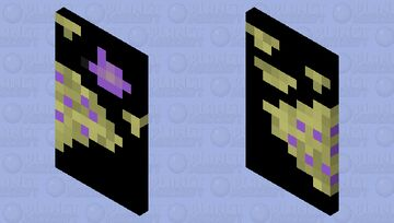 Alone_1244's cape shop: the end ship Minecraft Mob Skin