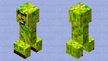 Dank Creeper Minecraft Mob Skin
