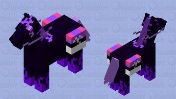 Spectrier Minecraft Mob Skin