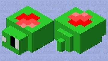 Zygarde (pouic) Minecraft Mob Skin