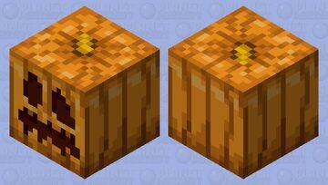 Spooky Slime Minecraft Mob Skin