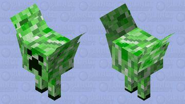 Crider Updated Minecraft Mob Skin