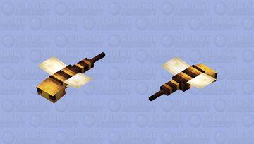 Bee monster Minecraft Mob Skin